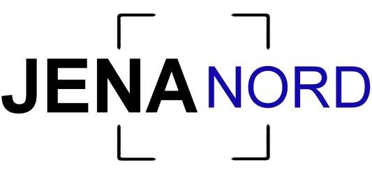 Das alternative JENA NORD Logo von Cathrin Wiebrecht